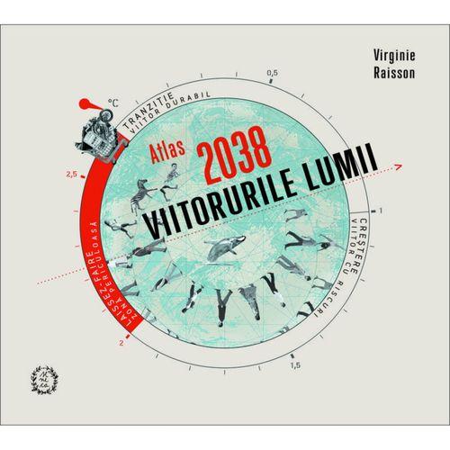 купить ATLAS 2038. Будущее мира - Вирджини Райссон в Кишинёве