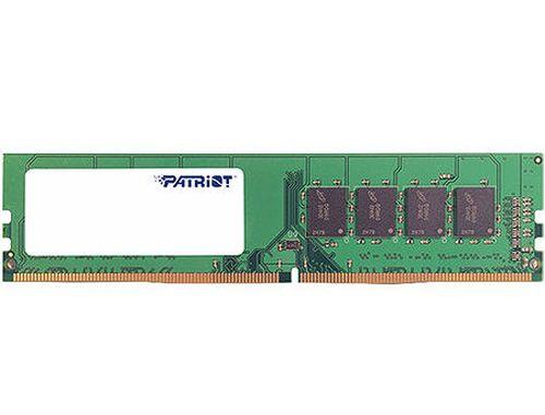 купить 4GB DDR4 Patriot Signature Line PSD44G240082 DDR4 PC4-19200 2400MHz CL17, Retail (memorie/память) в Кишинёве