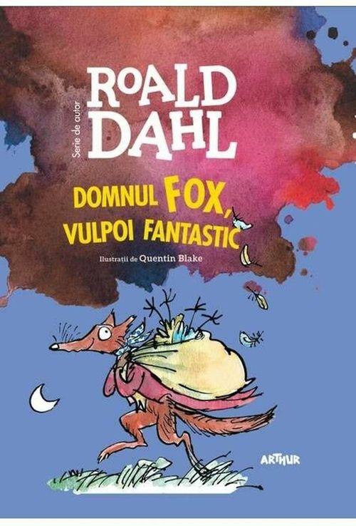 купить Domnul Fox, vulpoi fantastic - Roald Dahl в Кишинёве
