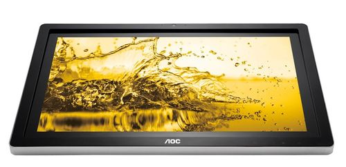 "купить 23.6"" AOC Touch IPS LED Smart AiO a2472Pw4t (5ms, 50M:1, 250cd, 1920x1080, Android Based, Webcam, Bluetooth, HDMI, Speaker, VESA) в Кишинёве"
