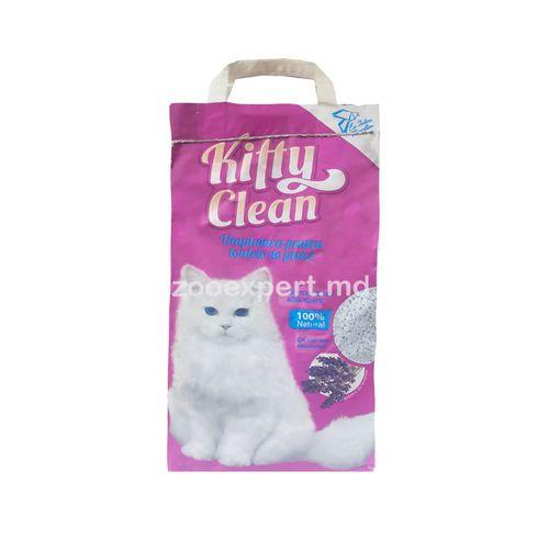 купить Kitty Clean Лаванда 5 kg в Кишинёве