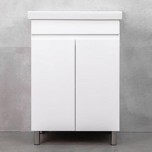 купить Kerry Шкаф белый с умывальником Fare 600 в Кишинёве