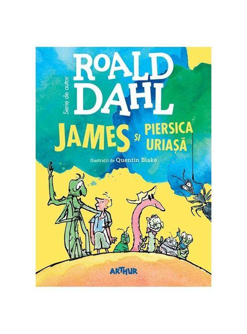 купить James și piersica uriașă - Roald Dahl в Кишинёве