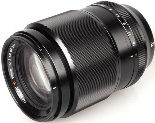 купить Объектив FujiFilm Fujinon XF90mm F2 R LM WR в Кишинёве