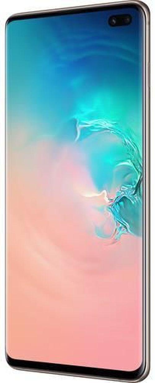 cumpără Smartphone Samsung G975/512 Galaxy S10+ Ceramic White în Chișinău