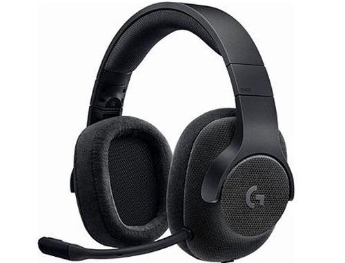 купить Logitech G433 Black Gaming 7.1 Headset, 7.1 Surround, Headset: 20Hz-20kHz, Microphone: 100Hz-10kHz, 2m, 981-000668 (casti cu microfon/наушники с микрофоном) в Кишинёве