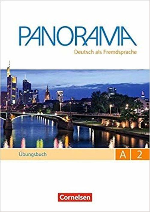 купить Panorama A2 Übungsbuch DaF mit Audio-CDs в Кишинёве