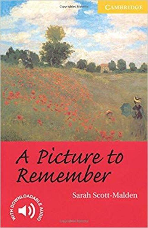 """купить """"A Picture to Remember"""" Sarah Scott-Malden (Level 2) в Кишинёве"""