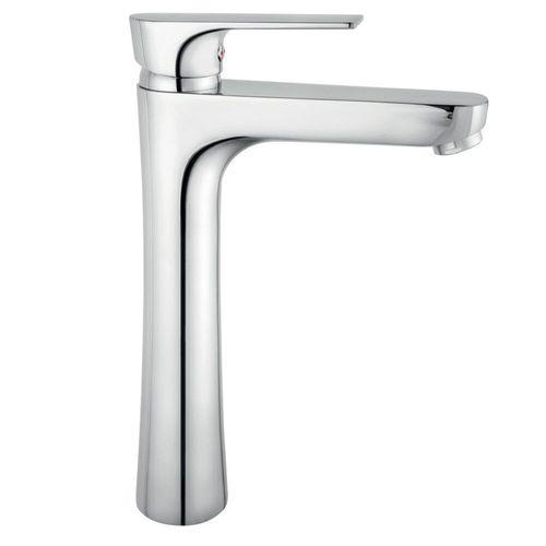 Смеситель для умывальника Ferro Square BAQ2L  (ванная комната)