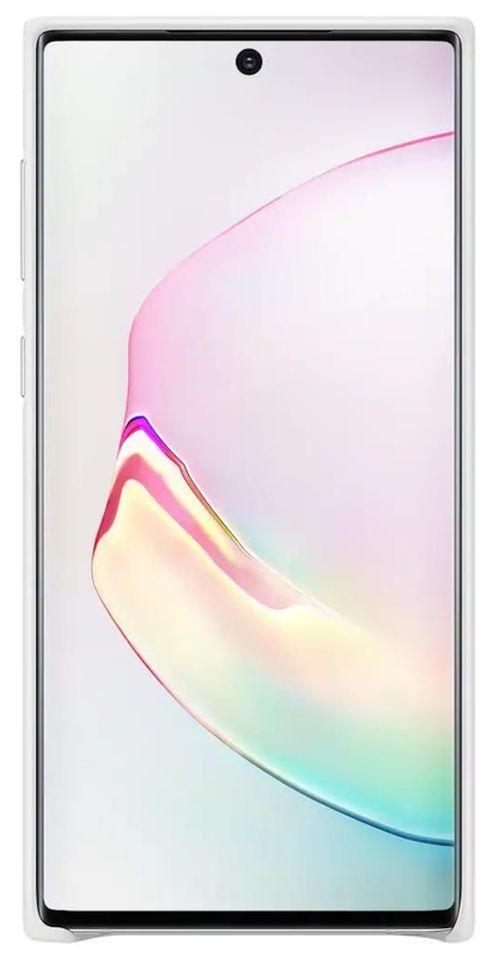 cumpără Husă pentru smartphone Samsung EF-VN970 Leather Cover White în Chișinău
