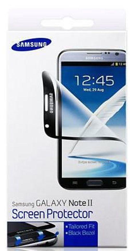 cumpără Folie de protecție Samsung Pelicula p-u Galaxy Note 2 (ETC-G1J9BEGSTD) în Chișinău