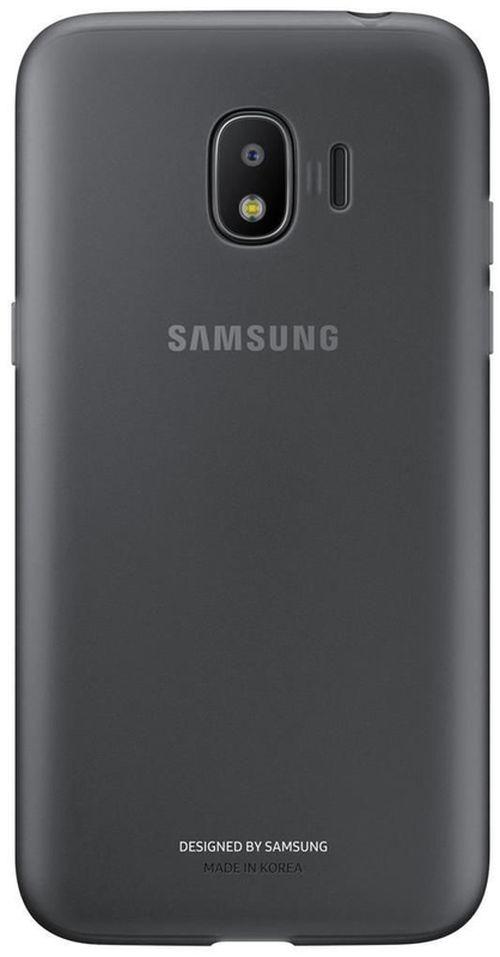 cumpără Husă telefon Samsung EF-AJ250, Galaxy J2 2018, Jelly Cover, Black în Chișinău