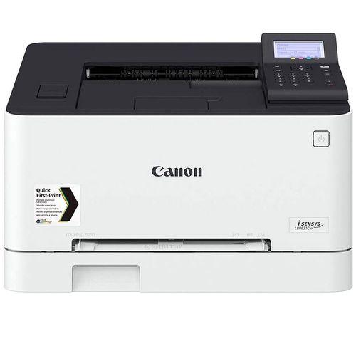 купить Printer Color Canon i-SENSYS LBP621Cw, Net, WiFi, A4, 18ppm,1GB, 1200x1200dpi, 250+50 sheet tray, 5 Line LCD, UFRII, Max. 30k pages per month, Cart 054HBK/054 (3100/1500ppm) & 054HC/M/Y & 054C/M/Y(2300/1200ppm) в Кишинёве