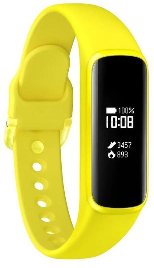 cumpără Fitness-tracker Samsung R375 Galaxy Fit,e Yellow în Chișinău