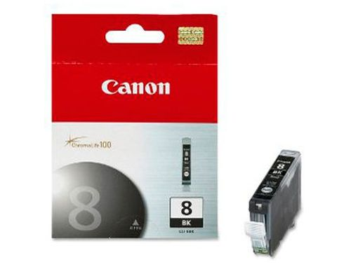 купить Tank Canon CLI- 8 Bk, black for iP4200, 4500, 5200,5200R,6600D MP500,800 (500 pages) (cartus/картридж) в Кишинёве