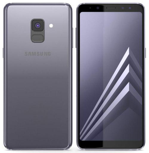 купить Samsung Galaxy A8 2018 (A530), OrchideGrey в Кишинёве
