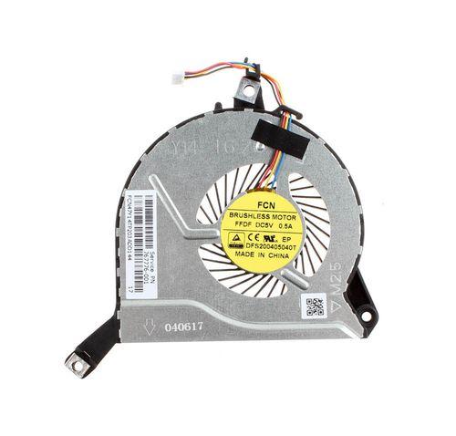 cumpără CPU Cooling Fan For HP Pavilion 15-P 15-V 14-V (4 pins) în Chișinău