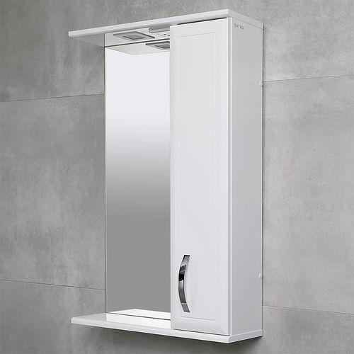 купить Allure Шкаф-зеркало белое 540 R в Кишинёве