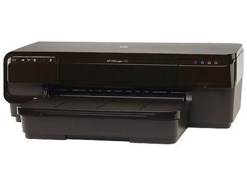 купить Printer HP Officejet 7110 A3+ Wide Format ePrinter H812a, Up to 33 ppm, 4800 x 1200 dpi, 128 MB DDR RAM, Up to 12000 pages, Hi-Speed USB 2.0, Ethernet, Wireless 802.11b/g/n (#932 Black, #933 C/M/Y Ink Cartridge) в Кишинёве