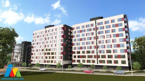 Apartament cu 2 camere, sectorul Botanica, bd. Decebal.