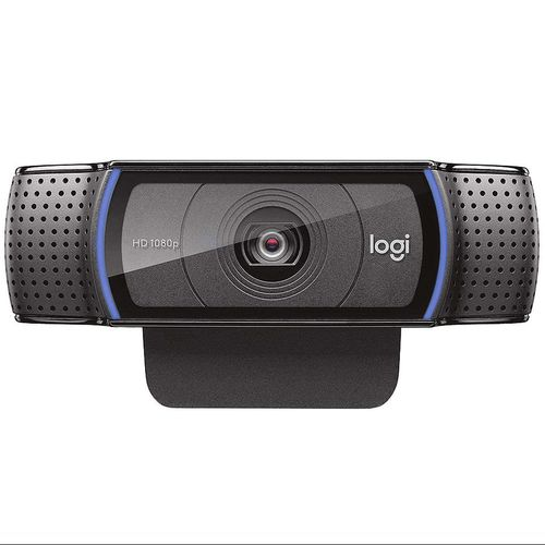купить Logitech C920e HD Webcam, Full HD 1080p 30fps & HD 720p 30fps, Diagonal Field of View 78 degrees, 1.2x digital zoom (Full HD), HD autofocus, RightLight 2, Dual omni-directional mics, 960-001360 в Кишинёве