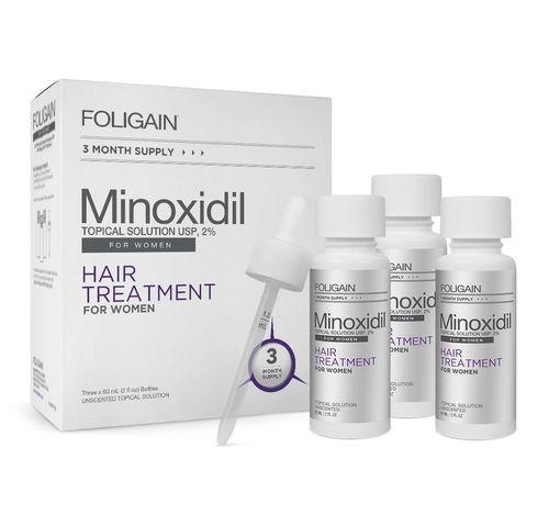 купить Foligain 2% Minoxidil Women Solution 3 Month Supply в Кишинёве