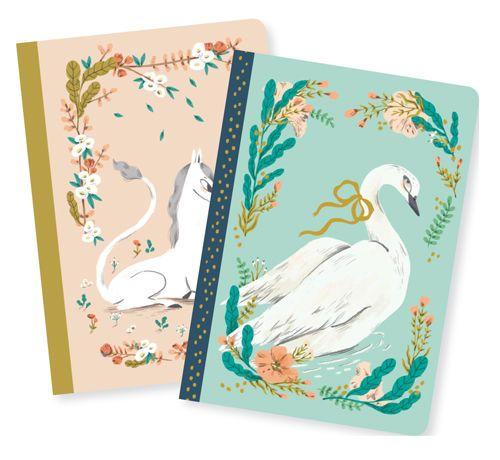 cumpără Djeco Lovely Paper 2 Small Notebooks în Chișinău