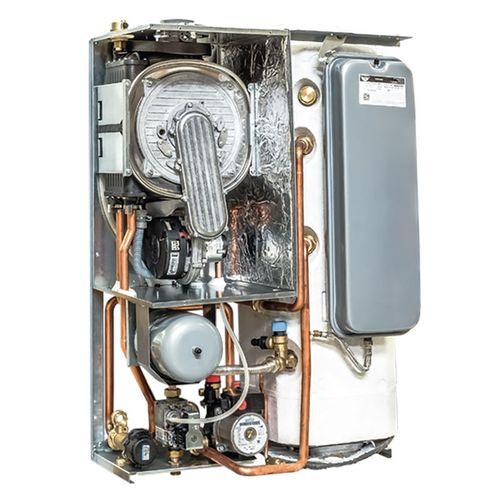 купить Газовый конденсационный котел FONDITAL ITACA KB32 + БойлерINOX 45l (32 кВт) в Кишинёве