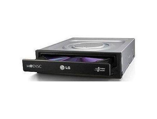 купить LG SuperMulti DVD-RW GH24NSD5 Black, M-DISC Support, SATA, Dual Layer, 24xDVD+-R/8x DVD+-R DL/5x DVD-RAM/48xCDR/ 32xCDRW /16xDVD/48xCD (unitate optica interna DVD-RW/оптический привод внутренний DVD-RW) в Кишинёве