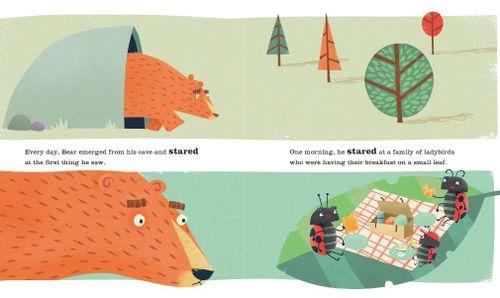 купить The Bear Who Stared (EN) в Кишинёве