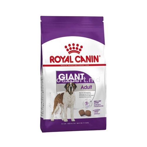 cumpără Royal Canin GIANT ADULT 15 kg în Chișinău