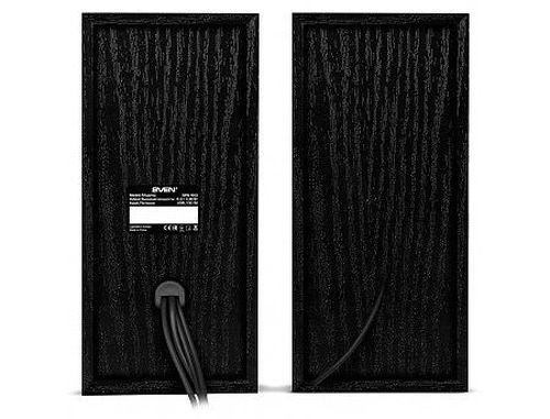 купить Active Speakers SVEN SPS-603 Black USB, RMS 6W, 2x3W, (lemn/дерево) (boxe sistem acustic/колонки акустическая сиситема) в Кишинёве