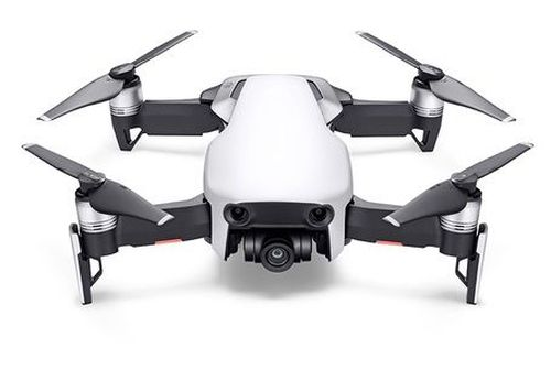 cumpără (159770) DJI Mavic Air Fly More Combo (EU) / Arctic White - Portable Drone, RC, 12MP photo / 32 MP sphere panoramas, 4K 30fps / FHD 120fps camera with gimbal, max. 5000m height/ 68.4kmph speed, flight time 21min, Battery 2375 mAh, 430g (extra kit) în Chișinău