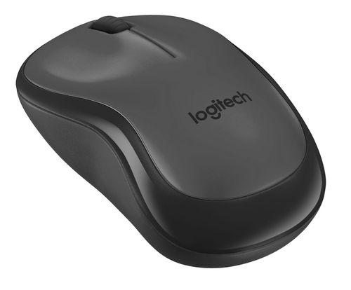 купить Мышь Logitech M220 Silent Charcoal в Кишинёве