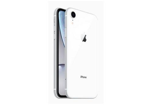 купить Apple iPhone XR 128GB, White в Кишинёве