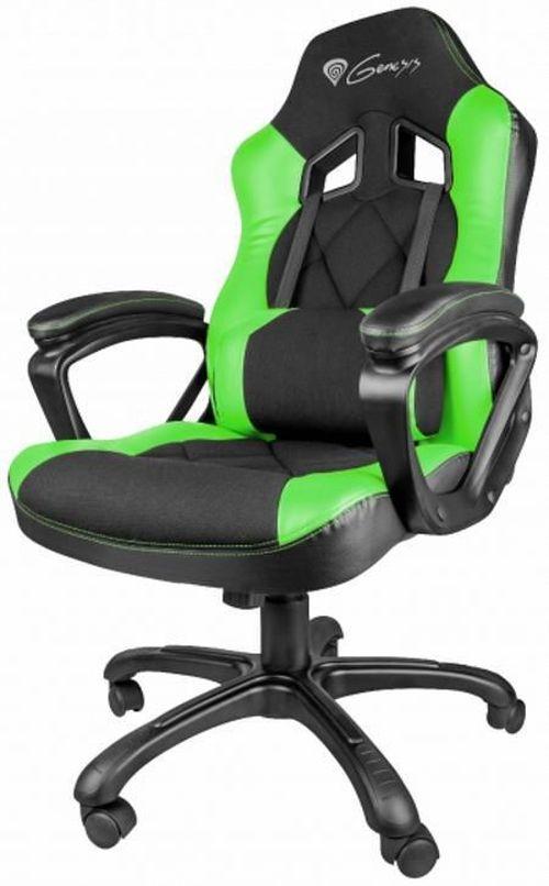 cumpără Scaun gaming Genesis Nitro 330 (SX33), Black/Green în Chișinău