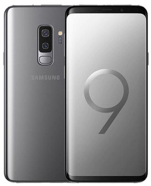 cumpără Samsung Galaxy S9 Plus DualSim (SM-G965F), Titanium Grey în Chișinău