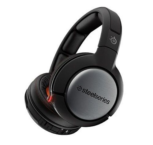 купить STEELSERIES Siberia 840 / Lag-Free Wireless Gaming Headset with retractable Best Mic in Gaming, Dolby 7.1 Surround, 40mm neodymium drivers, OLED Transmitter, Hot Swappable battery system, Bluetooth, Wireless USB+2x3.5mm jack+mini USB, Black в Кишинёве