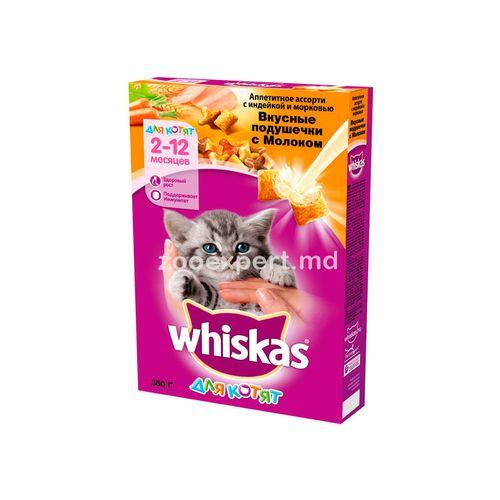 cumpără Whiskas pentru pisici 350 gr în Chișinău
