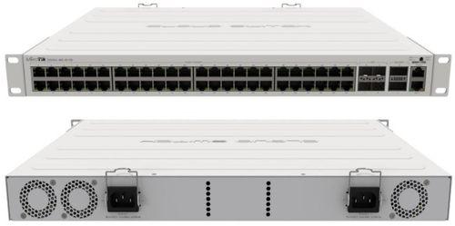 cumpără Switch/Schimbător MikroTik CRS354-48G-4S+2Q+RM în Chișinău