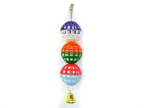 купить Колокольчик и 3 мячика на цепочке в Кишинёве