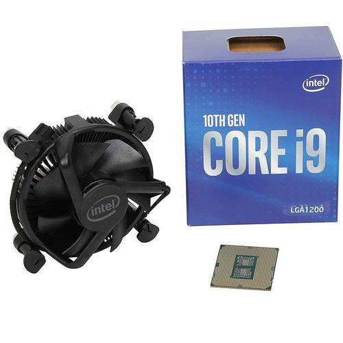 купить Процессор CPU Intel Core i9-10900F 2.8-5.2GHz 10 Cores 20-Threads, (LGA1200, 2.8-5.2Hz, 20MB, No Integrated Graphics) BOX with Cooler, BX8070110900F (procesor.процессор) в Кишинёве
