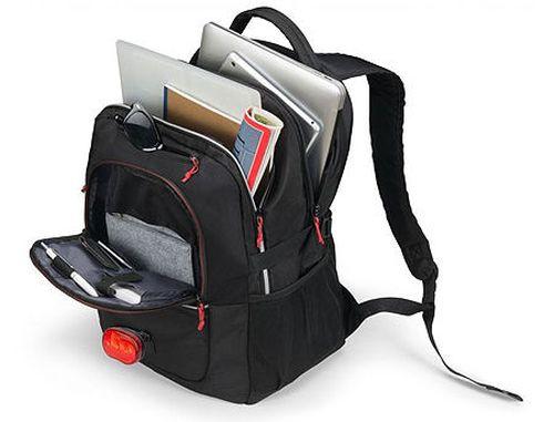 """купить Dicota D31736 Backpack Plus Spin 14""""-15.6"""", Sportive backpack for notebook, Black (rucsac laptop/рюкзак для ноутбука) в Кишинёве"""