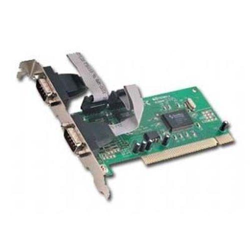 купить Gembird SPC-1 two Serial ports PCI add-on card в Кишинёве