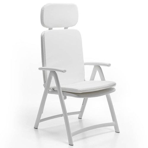 купить Подушка для кресла Nardi CUSCINO ACQUAMARINA bianco 36314.00.155 в Кишинёве
