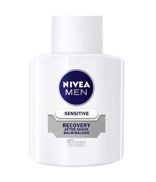 купить Nivea Men бальзам после бритья Sensitive Recovery 100 ml. в Кишинёве