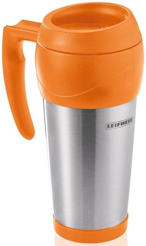 cumpără Cană termos LEIFHEIT 25784/03 Color Edition, orange în Chișinău