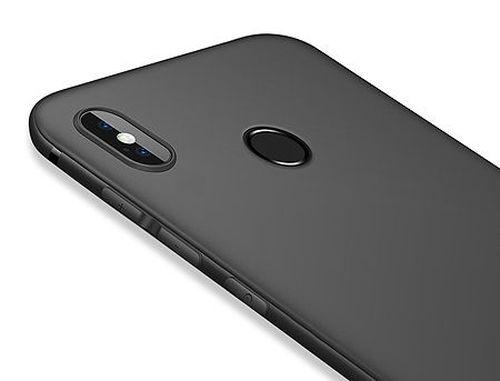 купить 120016 (540010) Husa Screen Geeks Solid Xiaomi Mi A2/6X, Black (чехол накладка в асортименте для смартфонов Xiaomi) в Кишинёве