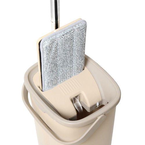 купить Швабра self-clean + ведро 8 л SPIN MOP / TABLET MOP в Кишинёве