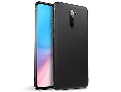 купить 300012 Husa Screen Geeks Solid Xiaomi Redmi 8, Black (чехол накладка в асортименте для смартфонов Xiaomi) в Кишинёве